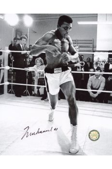 Muhammad Ali Signed 8x10 Photo Autographed Float like a Butterfly