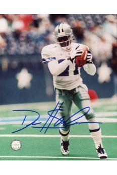 Deion Sanders Signed 8x10 Photo Autographed Cowboys