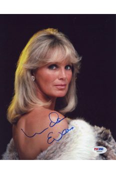 Linda Evans 8x10 Photo Signed Autographed Auto PSA DNA Dynasty Big Valley
